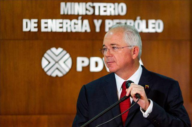 Rafael Ramírez renuncia a su cargo de embajador ante la ONU a petición de Maduro