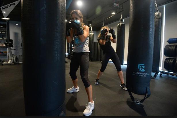 أماكن تدريب ملاكمة في مدينة نصر