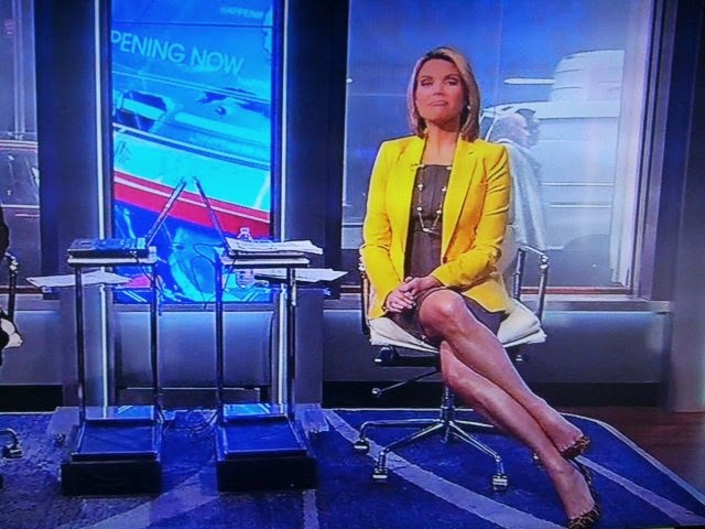 What Does Fox News Liberal Heather Nauert Have In Common With A Dead Spider
