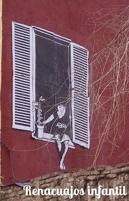 Graffiti Calle Doctor Fourquet