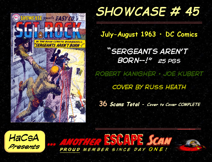 Read online Showcase comic -  Issue #45 - 37