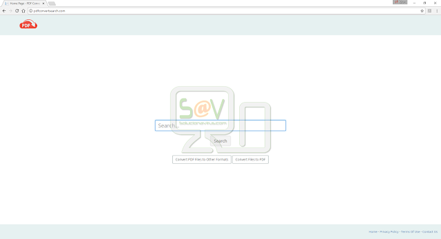 Pdfconvertsearch.com (Hijacker)