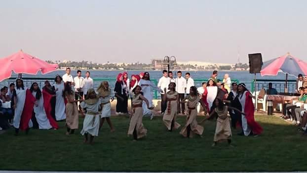 كورال الإسماعيلية يُحيي الحفل الختامي لبطولة الرياضات الشاطئية للطلائع علي ضفاف قناة السويس