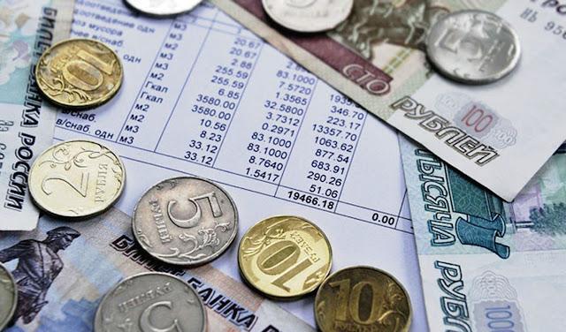 Россиянам хотят разрешить оплачивать коммунальные услуги частями