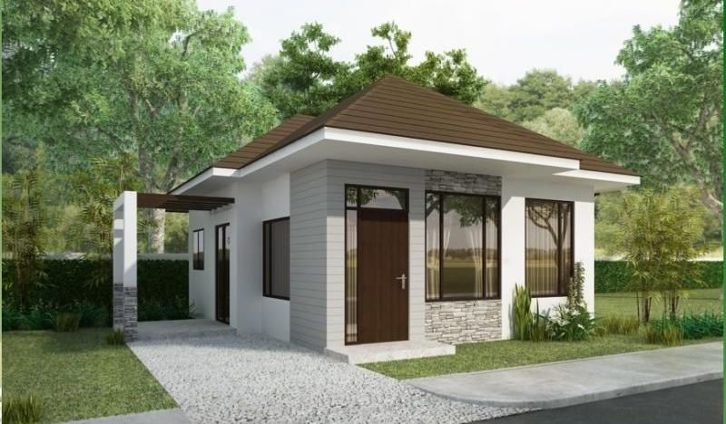 Small house design pictures in the philippines