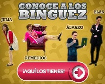 Cartones gratis en Bingo Binguez