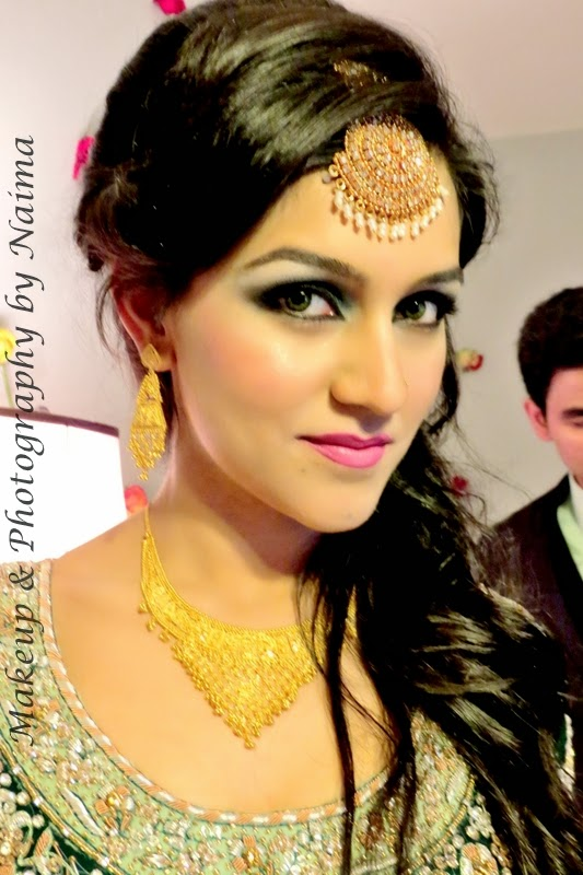 Indian Pakistani Bridal Makeup Artist In Virginia DC Maryland Pakistani Bridal Amp Model Makeup