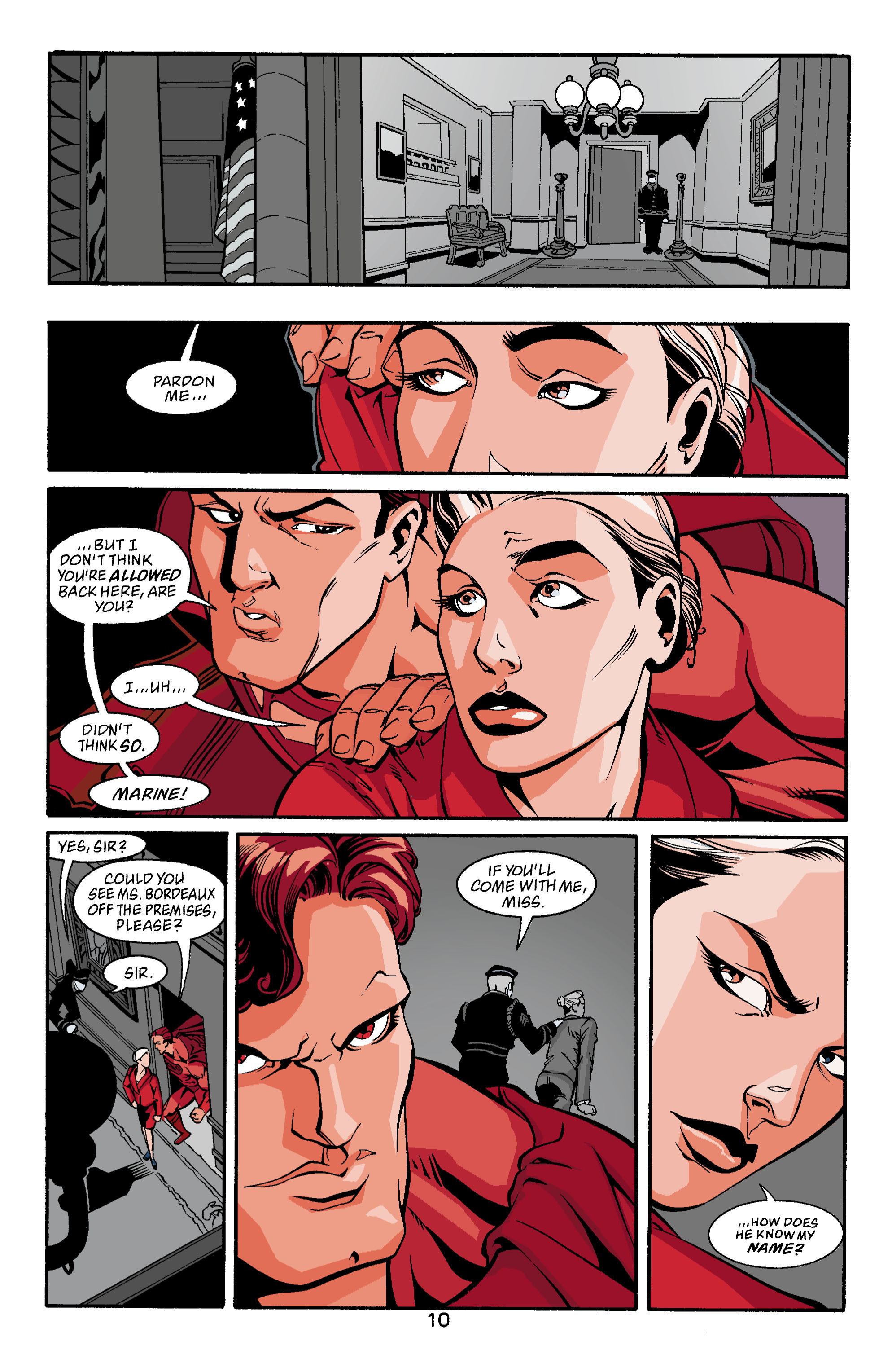 Detective Comics (1937) 756 Page 10
