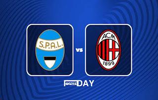 Spal vs AC Milan – Highlights