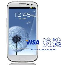 Samsung Galaxy S III Visa Limited Edition