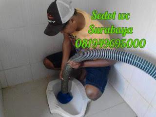 sedot wc surabaya kapasan