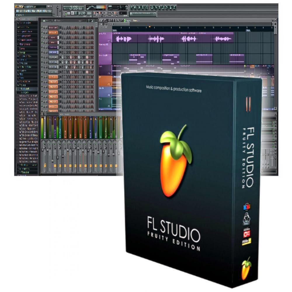 fl studio 11 fruity edition crack