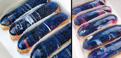 00-Musse-Confectionery-Food-Art-Interstellar-Éclairs-that-map-the-Universe
