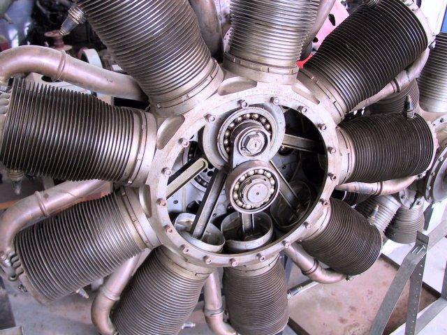 Details About Diesel Marine Aeronautical Engine December 2011