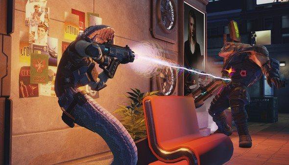 XCOM: Chimera Squad (2020) PC Full Español