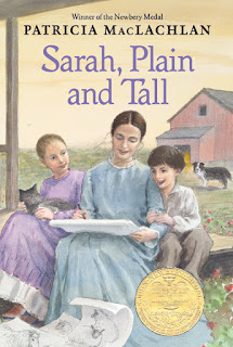 Ideas for using Newberry Award winning book Sarah, Plain and Tall
