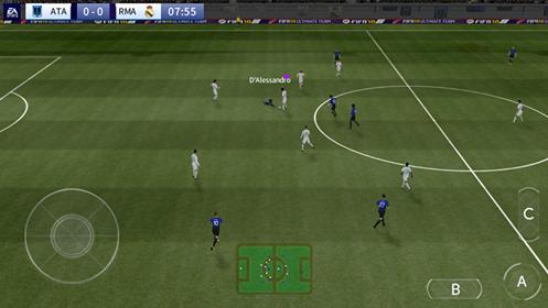 تحميل لعبة فيفا 18 موبايل مهكرة بحجم خفيف للاندرويد
