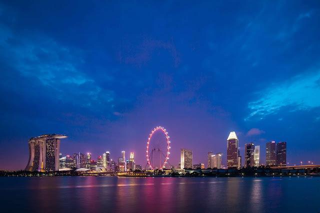 LAND, SEA, AND AIR AT MANDARIN ORIENTAL, SINGAPORE