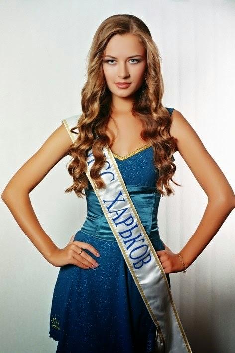 miss ukraine 2014