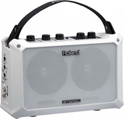 Ampli Roland Mobile BA