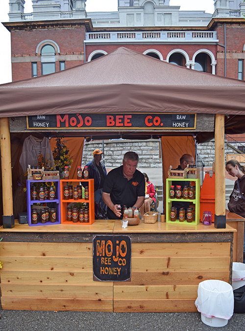Mojo Bee Company Sevierville TN Knoxville local honey