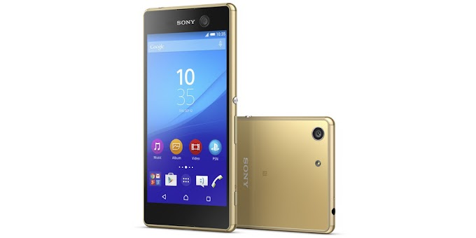 Sony Xperia M5 officially announced