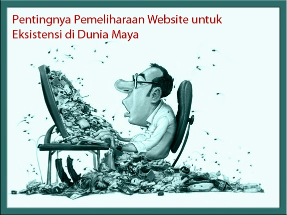 Tips-Tips Pemeliharaan Website