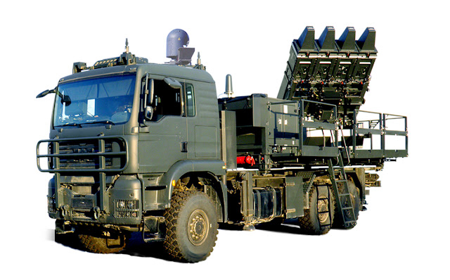 NEWS | India Readies to Deploy Israeli SPYDER-MRs Air Defense System