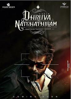 Dhruva Natchathiram First Look