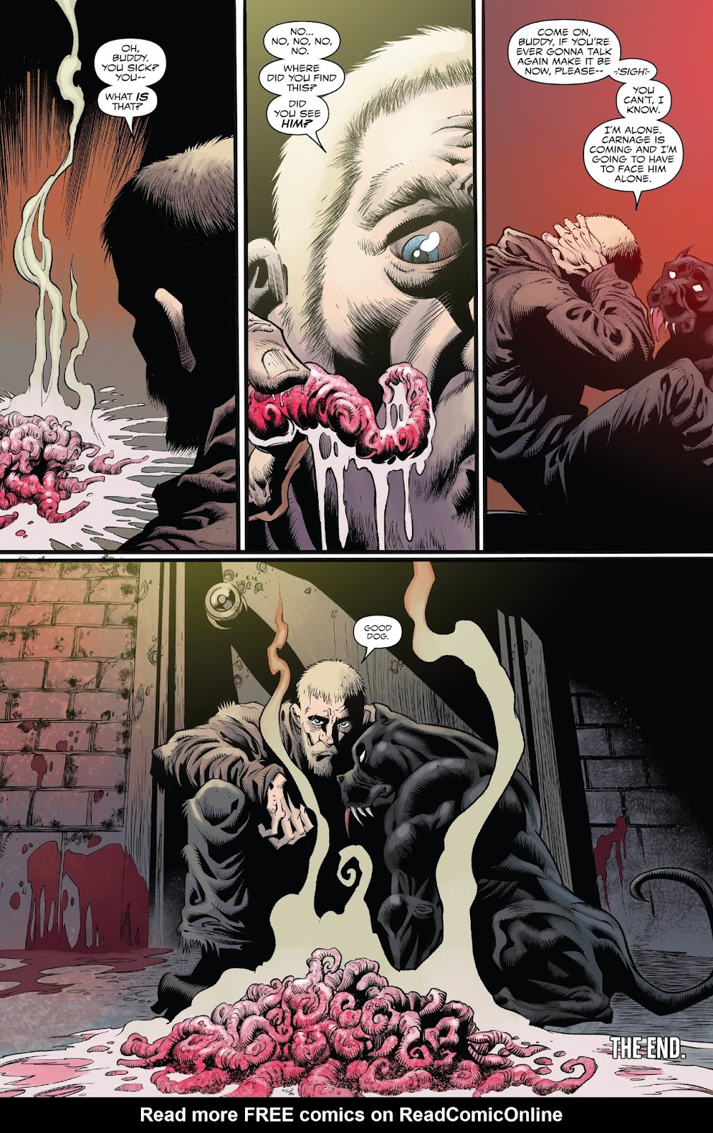 Read online Web of Venom: Unleashed comic -  Issue # Full - 27