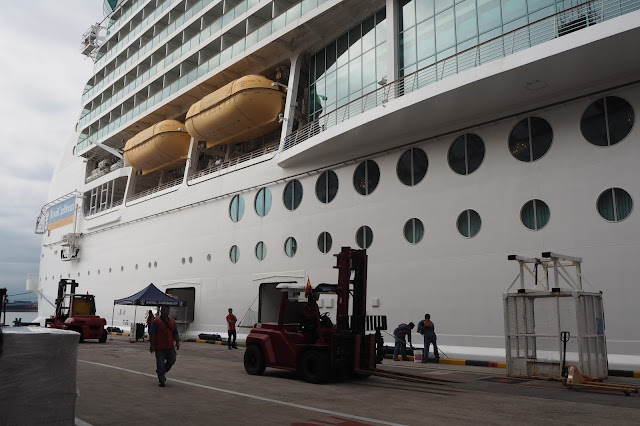 The Royal Caribbean Cruise Singapore Behind The Scenes