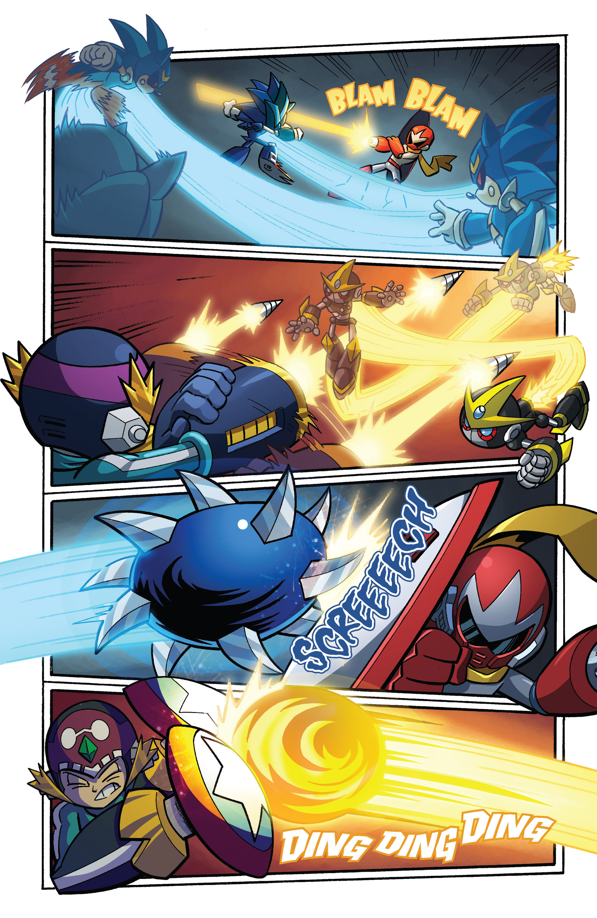 Read online Sonic The Hedgehog comic -  Issue #273 - 17
