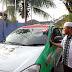 Mobil Ustaz Ade Darmawan Dirusak Pria Mengendarai Dua Motor Trail