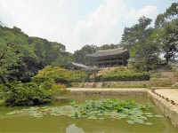 giardino segreto del changdeokgung seoul