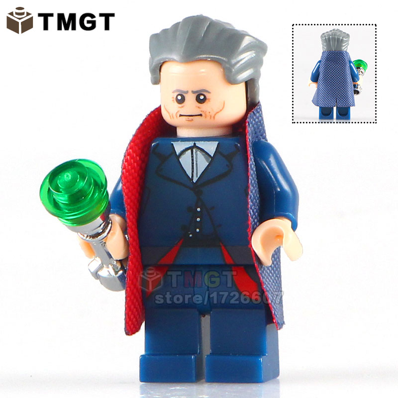LEGO Dr Who The Twelfth Doctor with Sonic Screwdriver brand new