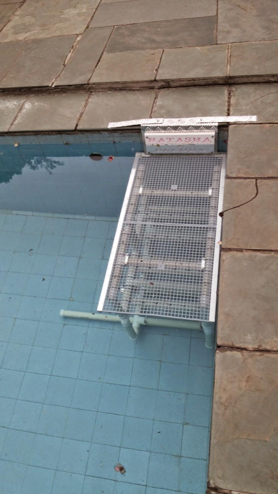 profundidade piscinas
