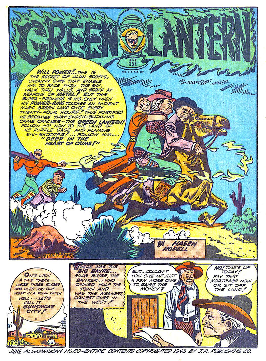 Read online All-American Comics (1939) comic -  Issue #50 - 3