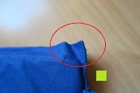 Verarbeitung: High Pulse Akupressur-Set - Akupressurmatte & Akupressurkissen für eine einfache und wirksame Behandlung von Schmerzen und Verspannungen am ganzen Körper. (Blau)