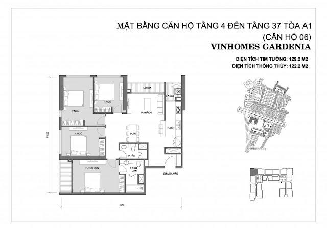 06 - Tòa A1 Vinhomes Gardenia