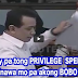 PRIVILEDGE SPEECH NI TRILLANES SUMABLAY! NAGMUKHANG TANGA AT BOBO!