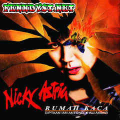 Nicky Astria - Rumah Kaca (1992) Album cover