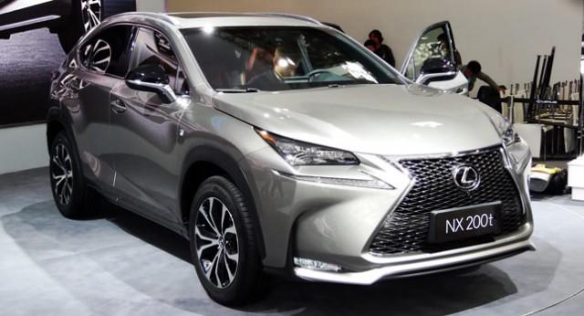 5 lý do để mua xe Lexus NX 200T 2016