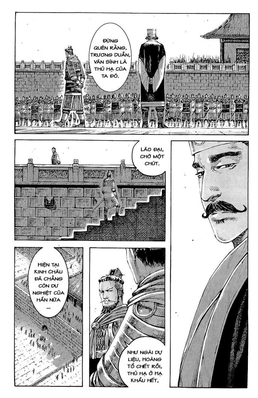 Hỏa phụng liêu nguyên Chương 378: Lão hồ thâm mưu [Remake] trang 13