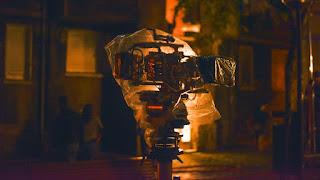 Rodaje de cine en Arteagabeitia