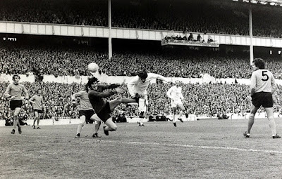 Wolverhampton vs Totthenam 1972