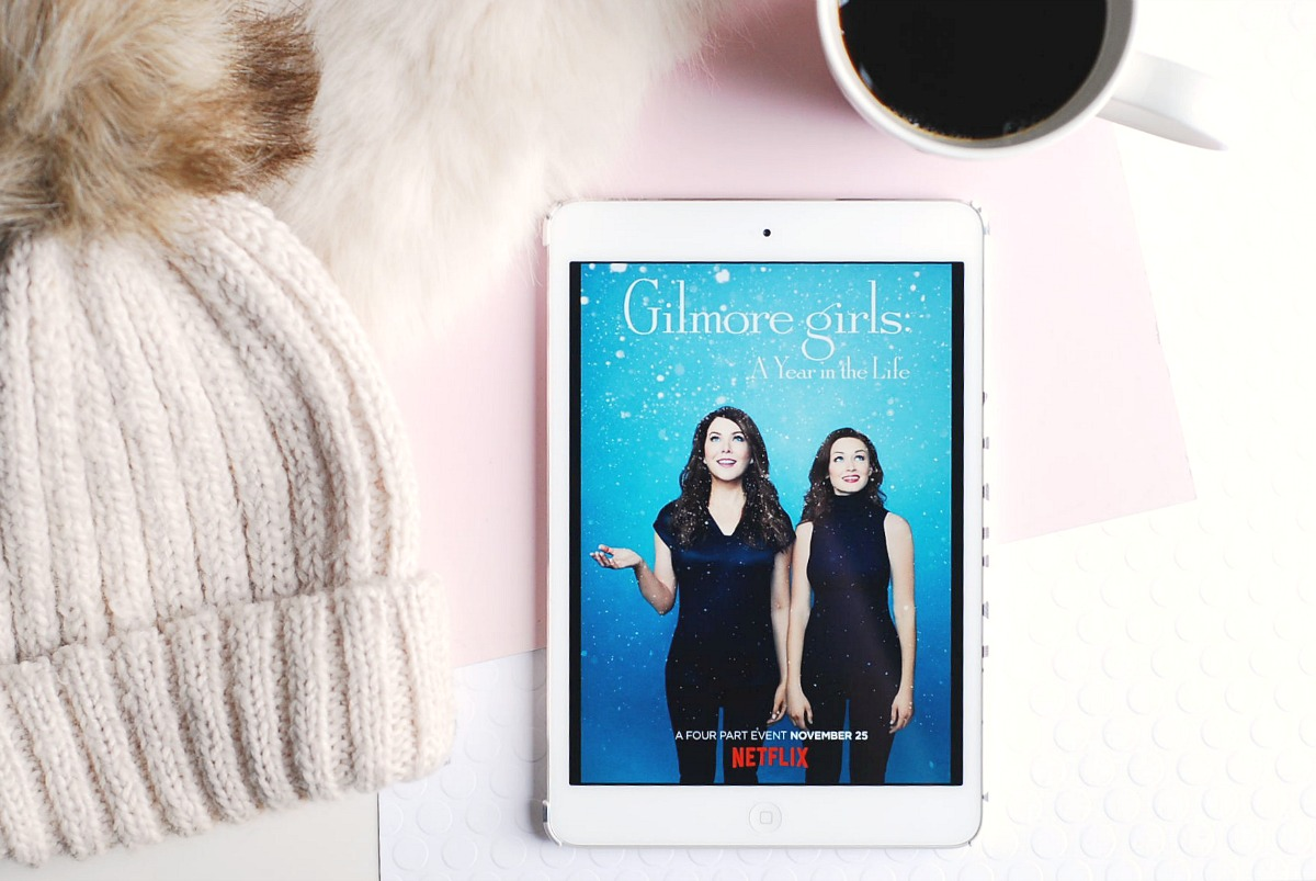 How to throw a Gilmore Girls viewing party