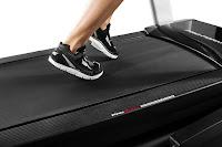 """22"""" x 60"""" running deck ProShox cushioning on ProForm PRO-9000 Treadmill, image"""