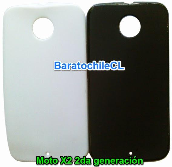 Carcasa Gel Moto X2