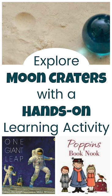 Poppin's Book Nook - Beyond Our Planet and Moon Craters
