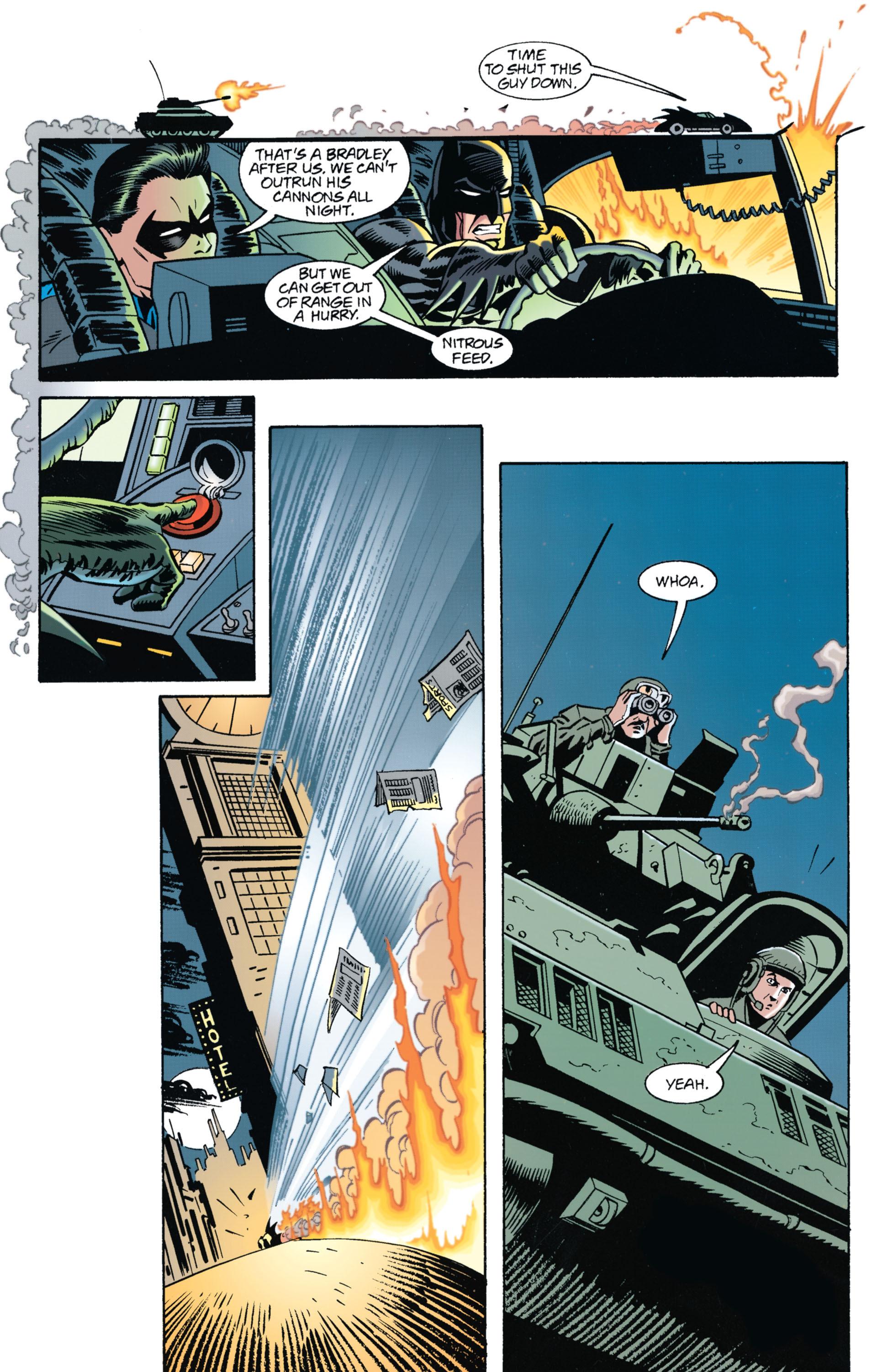 Detective Comics (1937) 696 Page 21